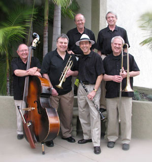 The High Society Jazz Band