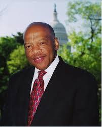 Congressman John Lewis (D-GA).