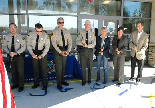 Pine Valley Sheriff's Substation Now Open