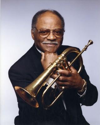 Jazz musician Clark Terry
