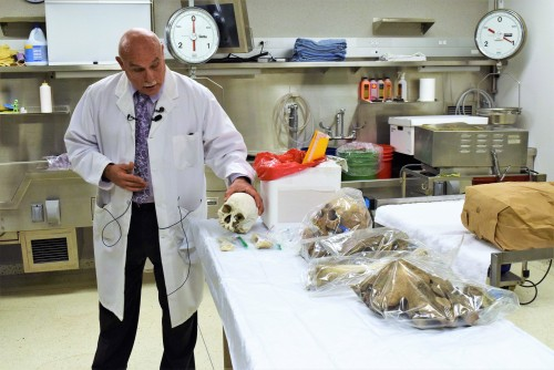 San Diego Medical Examiner Release 20 Years Of Data Online