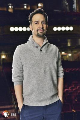 Lin-Manuel Miranda Great Performances: Hamilton's America United Palace Theater, 4140 Broadway in Washington Heights, New York, NY 10033