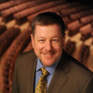 The Old Globe Managing Director Michael G. Murphy.