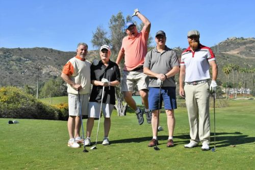 23rd Annual Armed Services Ymca Golf Classic